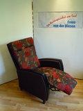 relax fauteuil met gecombineerde meubelstof handbediening_11