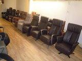 foto,s showroom  de niewste modellen Relaxfauteuils_11