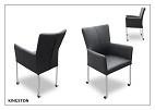 verkoop nieuw stoelen in leder en meubelstof 225 modellen leverbaar